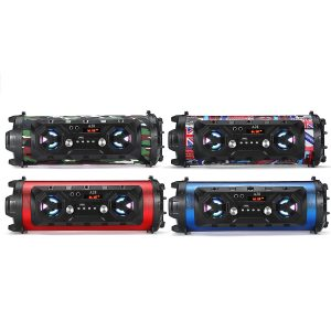 Portable bluetooth Super Bass Speaker