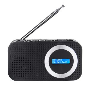 Digital FM Radio bluetooth Speaker