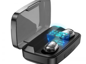 led wifi bluetooth earbudg