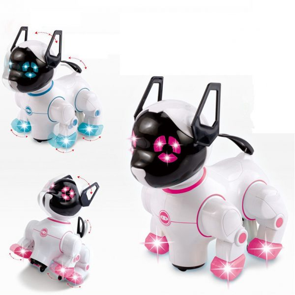 Singing Dancing Robot Dogs